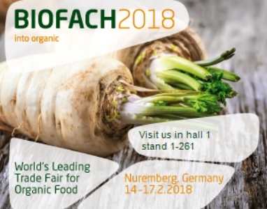 Salon Biofach 2018