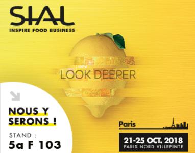 Sial Paris 2018 – Inspire Food Business