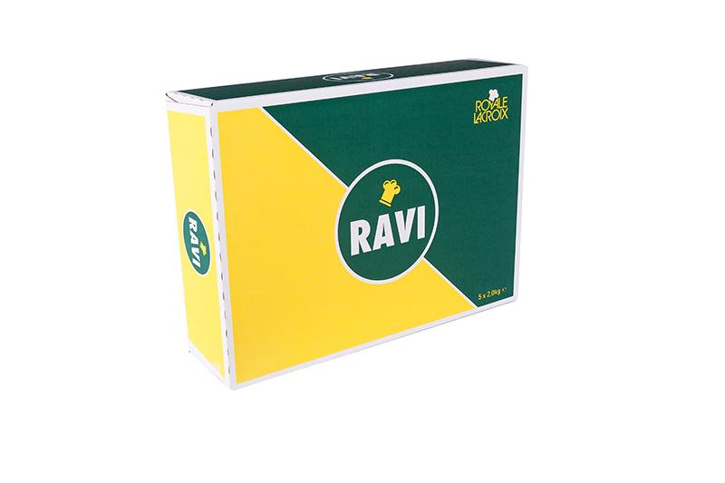 Ravi Carton plate 2kg