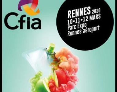 CFIA Rennes in Maart !