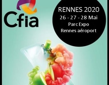 CFIA Rennes has been postponed to May !