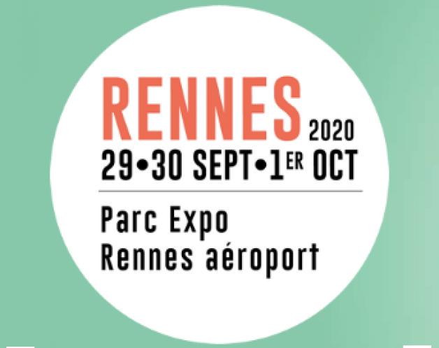 CFIA Rennes has been postponed to September !