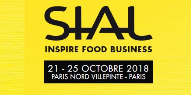 SIAL Paris 2018 – Salon International de l'Alimentation