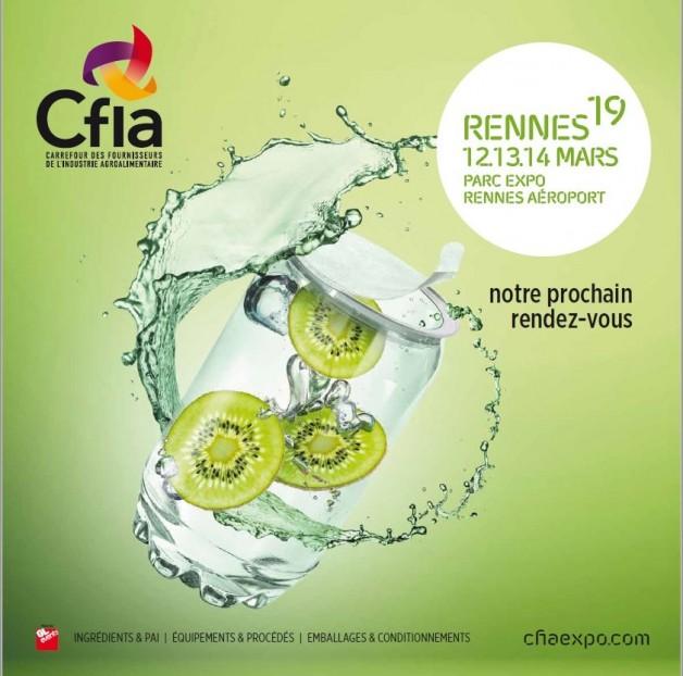 CFIA RENNES 2019 – Carrefour des Fournisseurs de l'Industrie Agroalimentaire